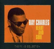 Ray Charles - Heart And Soul [CD]