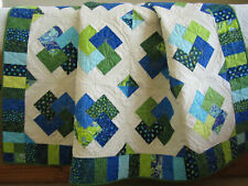 Patchwork Handmade Quilt Home Decor