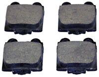 Disc Brake Pad Set-ProSolution Ceramic Brake Pads Rear Monroe GX771