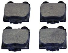 Disc Brake Pad Set-ProSolution Ceramic Brake Pads Rear Monroe GX771