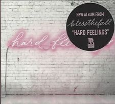 BLESSTHEFALL / HARD FEELINGS * NEW CD 2018 * NEU