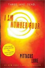 I Am Number Four, Paperback by Lore, Pittacus, Acceptable Condition, Free P&P...
