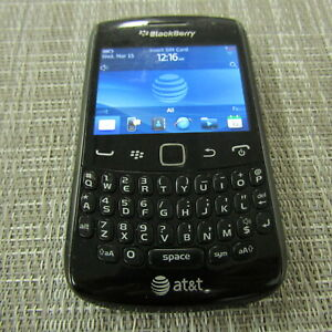 BLACKBERRY CURVE 9360 - (AT&T) CLEAN ESN, WORKS, PLEASE READ!! 38816
