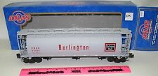 Atlas ACF 3-bay cylindrical hopper Item #6301-2 -Burlington CB&Q 85404