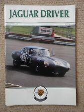 Jaguar Driver Magazine August 1988 Issue No. 337 - S Type, XJS, F1, E Type,