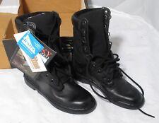 Rocky Boots 911 Series 911-230 Women's Black Flat Sole Vibram US 5.5 EU 37.5