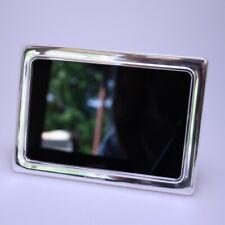 ISABEL PRESTIGE Bilderrahmen Fotorahmen 925 Sterling Silber 17,5x12,6 Glas:15x10
