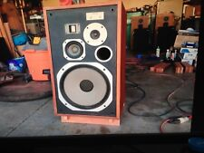 Custom Made Mahogany Speaker Stands for Pioneer HPM 60 Speakers