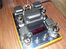 Stereo-Röhrenverstärker 6C33C - 5Z8S - 6E5P
