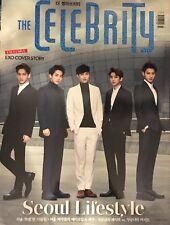 EXO magazine the celebrity January 2015