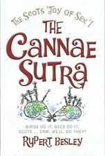 NEW - THE CANNAE SUTRA: The Scots Joy of Sex by Rupert Besley (Paperback, 2006)