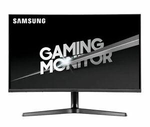 "SAMSUNG C27JG54 Curved Monitor 27"" 16:9 2560x1440 QHD 1800R 4ms 144Hz"