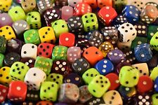 10 d6 Chessex Brybelly Gaming RPG Yahtzee Dice Multi Colors Sizes Quality RARE