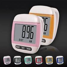 Multi-Functional Waterproof Step Movement Calories Counter Digital Pedometer o