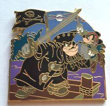Disney Pin Badge Disney Pirates - Pete and Mickey