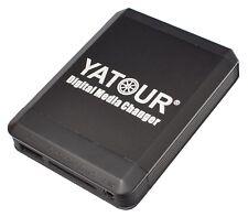 USB MP3 iPod iPhone Aux Adapter Toyota Yaris P1 XP9 Verso Hilux RAV4 Celica MR2