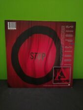 Modern English Stop Start LP Flat Promo 12x12 Poster