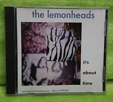 The Lemonheads - It's About Time - Promo Radio Station DJ CD - PRCD 5632-2