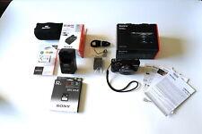 Sony Cyber-shot DSC-RX100 VII Digital Camera Bundle - DSCRX100M7/B