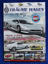 Träume Wagen 11 / 2017 - Jaguar XJ220 Shelby GT500 Eleanor Porsche 911 964 Audi