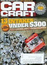 2013 Car Craft Magazine: Intakes Under $300/Gen V 2014 Corvette V8