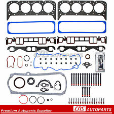 "96-00 5.0L GMC  305cid ""VORTEC"" V8 OHV 16V Full Gasket Set w/ Head Bolts Kit"