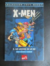 Collection 100% Marvel X men Les leçons de la vie zéro tome 3  EO