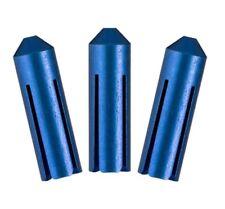 HARROWS BLUE ALUMINIUM FLIGHT PROTECTORS...PACK OF 3