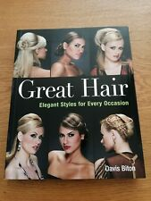 Great Hair, hairdressing manual, exvellent condition