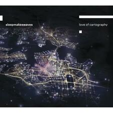 Sleepmakeswaves - Love Of Cartography NEW CD