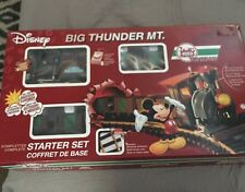 LGB lehmann Germany Big Thunder Mt. Disneyland Disney Ride Railroad Train 92315