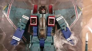 Transformers CG-02 Starscream MP3 style Oversize Weijiang? 3rd party Decepticon