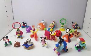 19 Vintage McDonalds Duck Tales, Animaniacs , Flintstones , Mickey Mouse