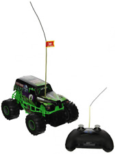 Bright Scale R/c Monster Jam Grave Digger Remote Control Truck 25th RARE