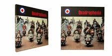 Scooter canvas Quadrophenia canvas picture ready to hang on wooden frame.