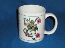 DOLL COLLECTOR Coffee Mug Ceramic Name Me Caligraphy
