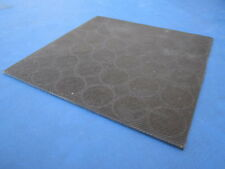Pack of 35 Rubber Feet Sheet - 3/4 inch wide