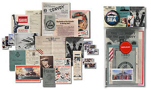 War At See Nostalgisch Memorabilien Packung ( Mp )