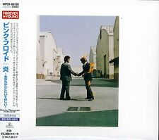 PINK FLOYD WISH YOU WERE HERE 2014 JAPAN REMASTER DIGIPAK CD - GIFT QUALITY
