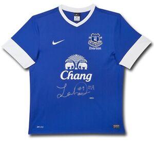 Landon Donovan Signed Autographed Jersey Premiere League Everton F.C. UDA