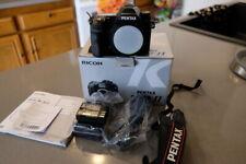 Pentax K-3ii 23.4MP Digital SLR Camera With Box, Extra Battery