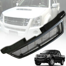 FRONT CARBON GRILL GRILLE FIT FOR ISUZU RODEO D-MAX DMAX 2007 2008 09 10 2011