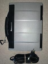 "Panasonic Toughbook CF-53 i5-4310 MK4 14"" 8GB 128GB SS GPS Webcam  Bluetooth W10"