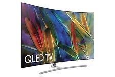 "New QN55Q7C 55"" Curved Smart QLED 4K Ultra HD TV HDR LED"