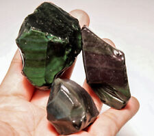 462.5Ct Natural Mexican Rainbow Obsidian Facet Rough Specimen YRO690
