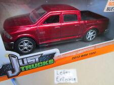 JADA 2013 DODGE RAM METALLIC RED TK SCALE 1:32 NEW IN THE BOX - STOCK#1