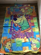 Scooby Doo Pictorial Single Duvet Cover / 2 x Pillow Cases - Brightly Coloured