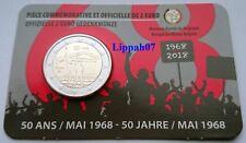 België speciale 2 euro 2018 Studentenopstand in Coincard Waals