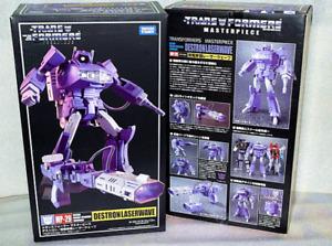 Masterpiece MP-29 Shockwave G1 Destron Laserwave Action Figure(1)