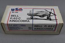 ZF1209 Hi Tech Model 1/72 maquette avion 002 Bell P-63C Kingcobra